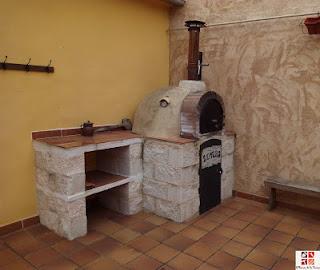 como hacer una mesa auxiliar para un horno