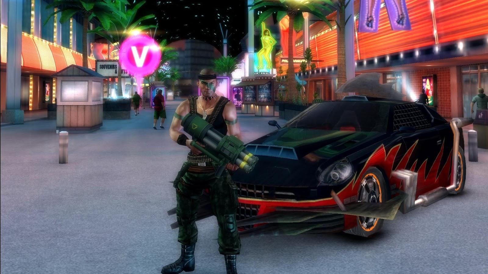 gangstar vegas city apk