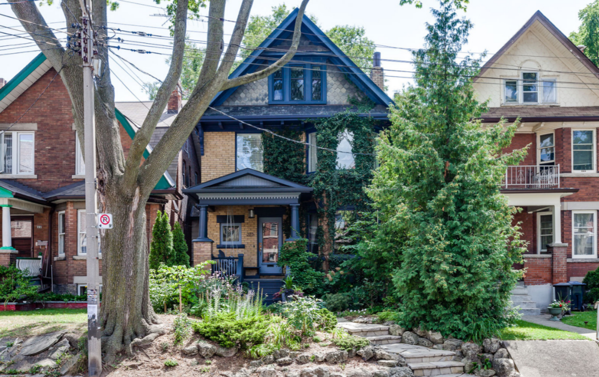Canadian Real Estate Midlife Crisis