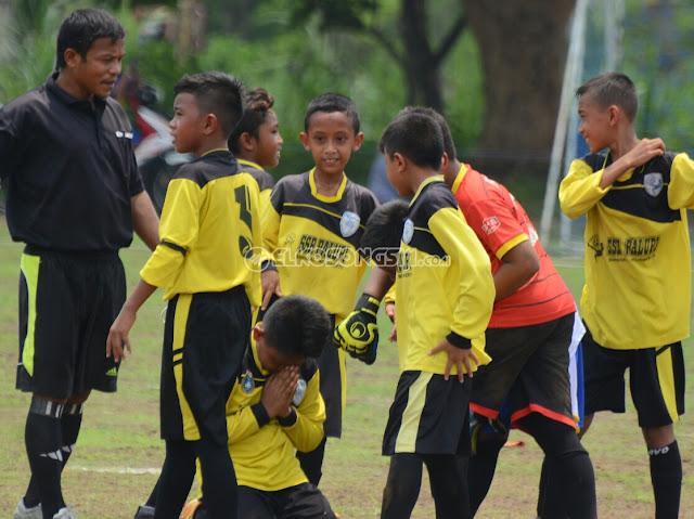 SSB Palupi Juara di Ajang Pra Kualifikasi Danone Nation Cup 2019 Kabupaten Mojokerto
