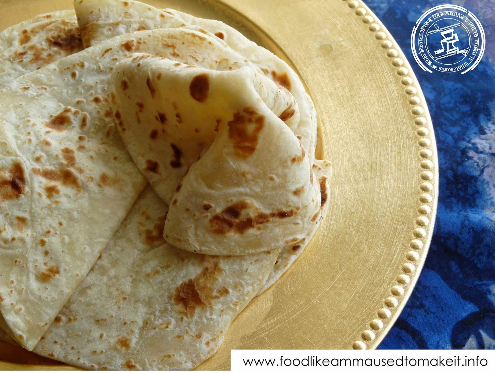 indian flatbread recipe