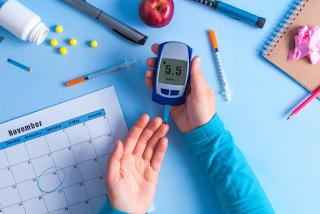 Diabetes and Low Blood SUgar