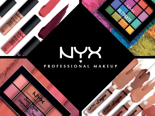 Get Red Carpet Ready with Nyx Professional Makeup!