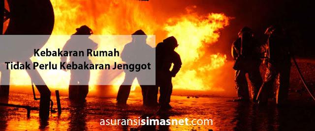 Asuransi Kebakaran Rumah Dari Simasnet