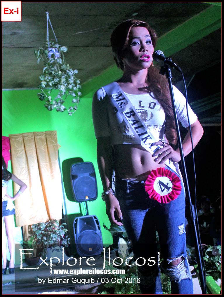 MISS GAY AYUSAN SUR VIGAN