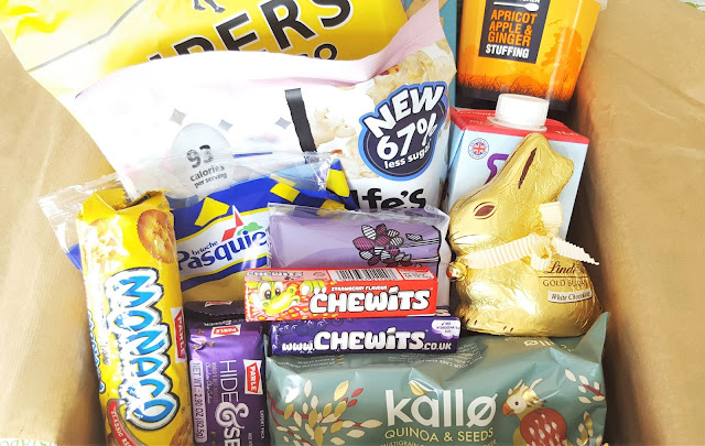 Lifestyle | Happy Easter with Degustabox (£6 Off Promo Code)