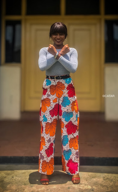 ANKARA PANTS BY OPALZ CLOTHIERS
