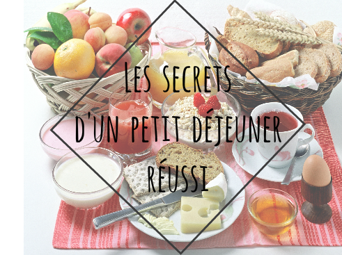 secrets petit déjeuner breakfast goldandgreen