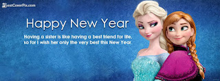 happy-new-year-frozen-sisters-love-fb-cover-photo Happy New Year 2018 Facebook Profile Pics and Wallpapers Apps