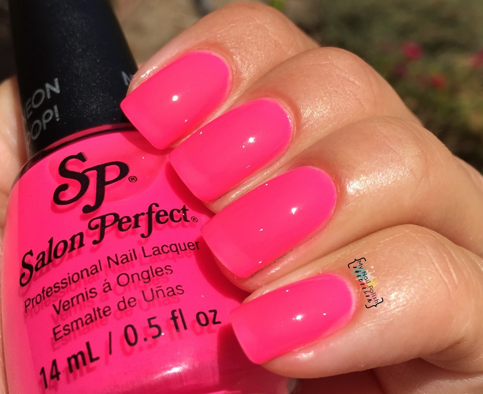 My Nail Polish Obsession: Salon Perfect Neon Pop! (partial ...