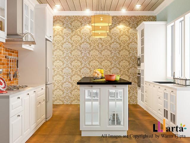 kitchen set american style
