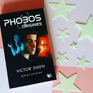 Phobos Origines - Victor Dixen