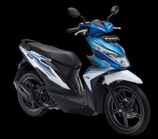 All New Honda Beat eSP Juara Ekspor! Tapi totalnya tetap punya Yamaha…