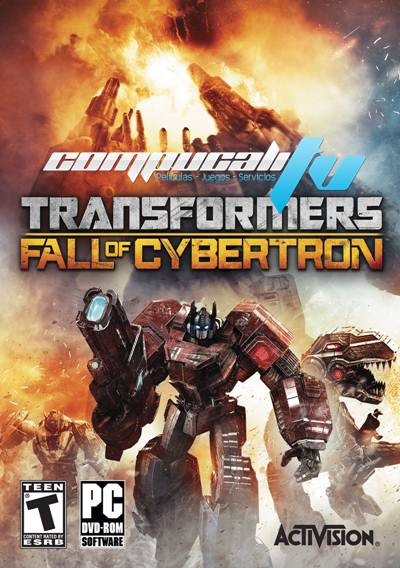 Transformers: Fall Of Cybertron PC Full Español Descargar 2012