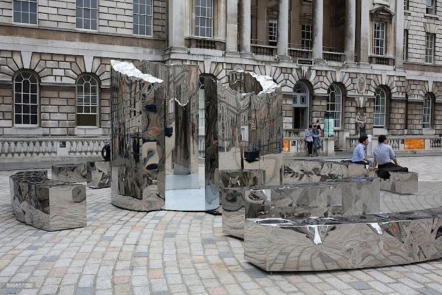 The Albanian artist Helidon Xhixha wins the London Design Biennale
