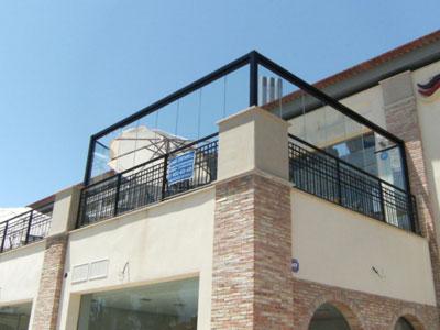 Materiales para cerramientos policarbonato cerramientos en zaragoza presupuesto gratis - Cerrar terraza aluminio ...
