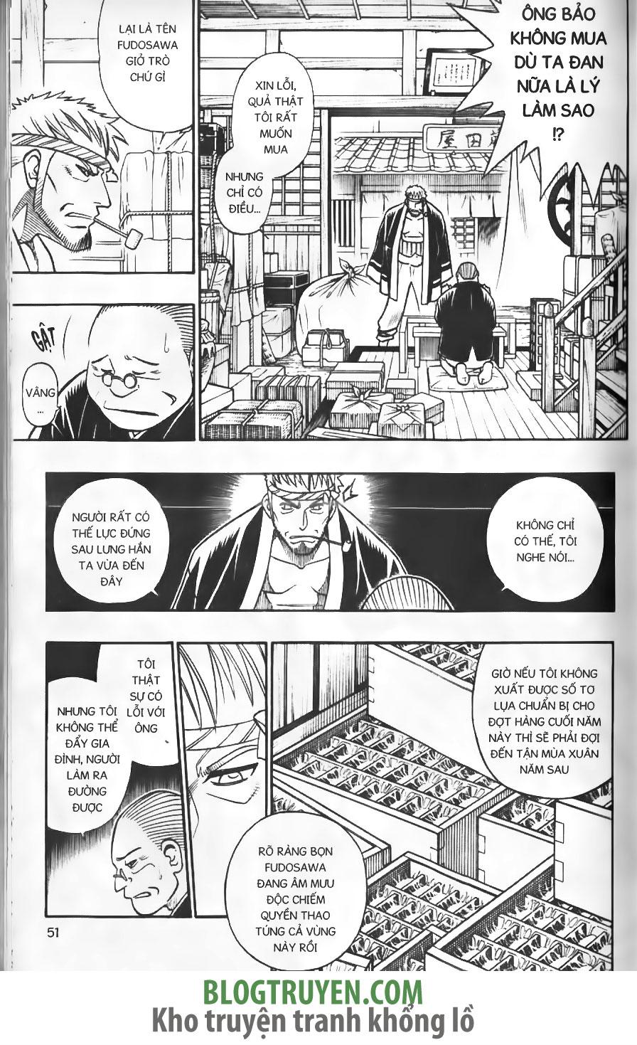 Rurouni Kenshin chap 230 trang 11