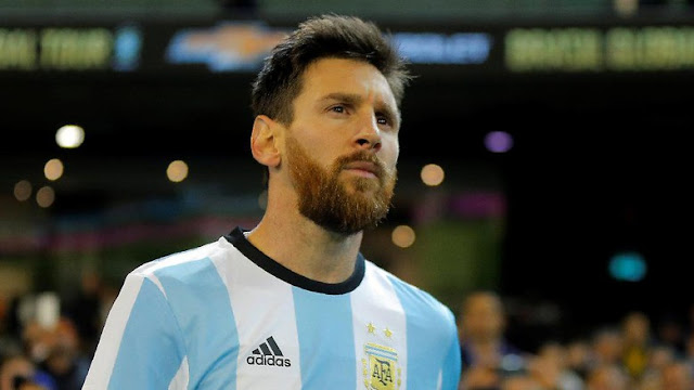 Laga Persahabatan Dengan Singapura, Argentina Harus Bermain Tanpa Messi