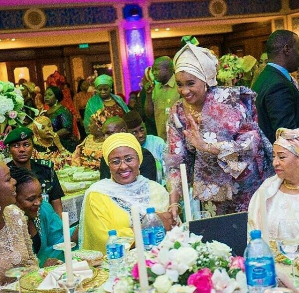 Photos: Aisha Buhari, Maryam Abacha, Kema Chikwe, others at the Mother