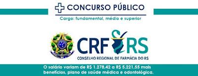 Apostila CRF RS 2017 Agente Administrativo.