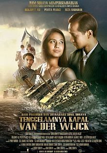 Download Film Tenggelamnya Kapal Van Der Wijck (2013) BluRay 720p