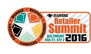 Diamond's Retailer Summit Logo