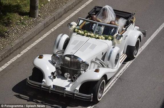 samule eto married