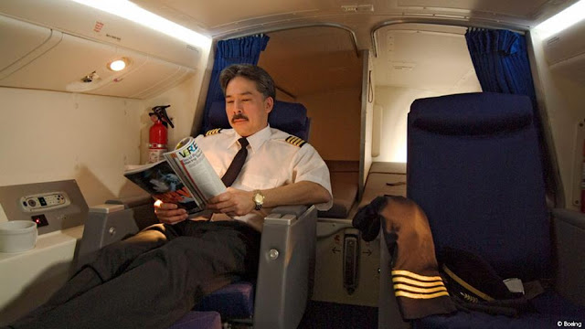 Pilot Special Room