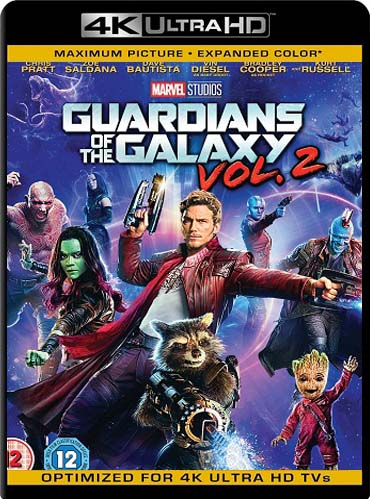 Guardianes de la Galaxia Vol. 2 (2017) 2160p 4K UHD HDR Latino [GoogleDrive]
