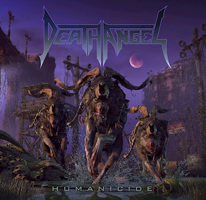 Two Guys Metal Reviews: Death Angel - Humanicide