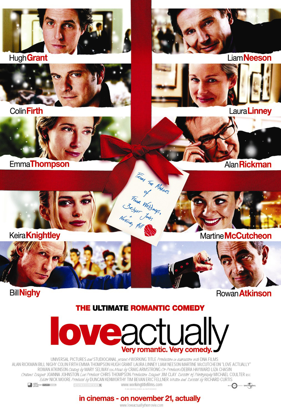 Love Actually (2003) ταινιες online seires oipeirates greek subs