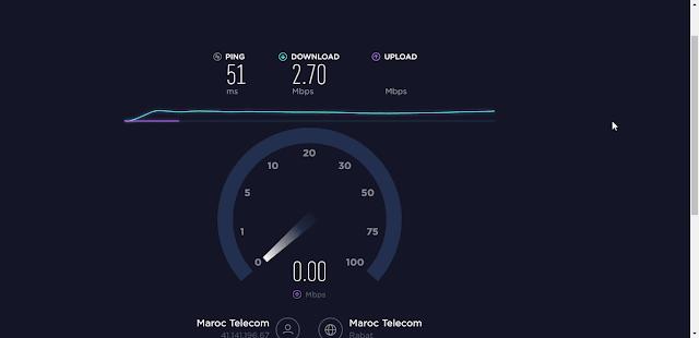 كيفية معرفة وقياس سرعة الانترنت للهاتف والكمبيوتر مع أفضل 5 مواقع
