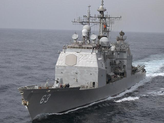 Resultado de imagen para USS Cowpens