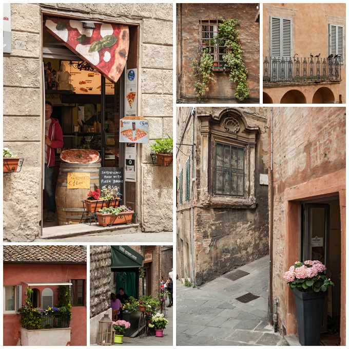 Altstadt Siena