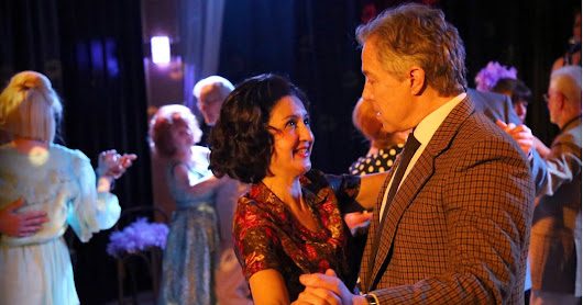 The not-so merry widow: Ballroom @Waterlooeast