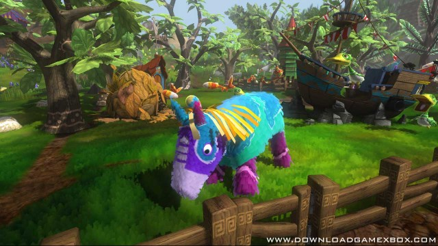 Viva Pinata [Region Free][ISO] - Download Game Xbox New Free