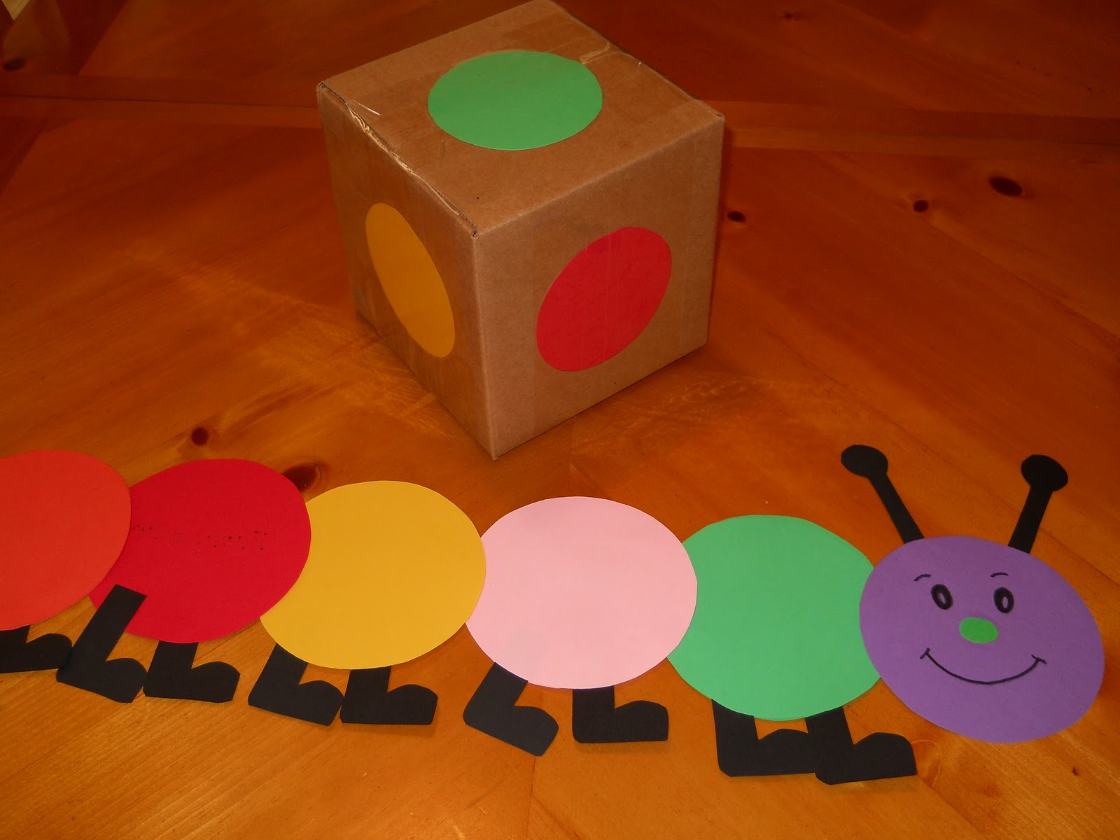 Learning And Teaching With Preschoolers Caterpillar