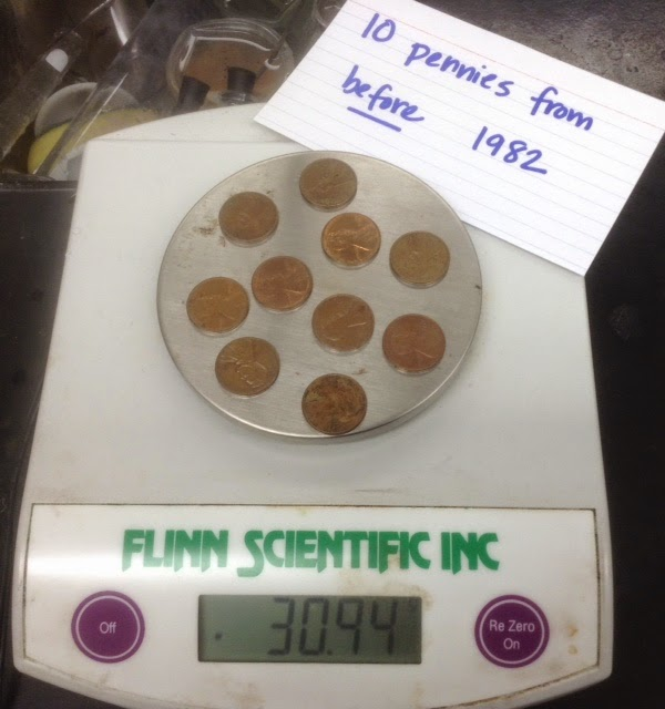 A Lever And A Place To Stand Isotopes Make Cents