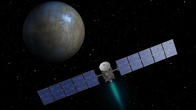 La NASA prueba con éxito nuevo motor solar para espacio profundo