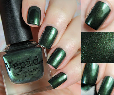Vapid Lacquer Gin Tastes Like Pine Trees '17