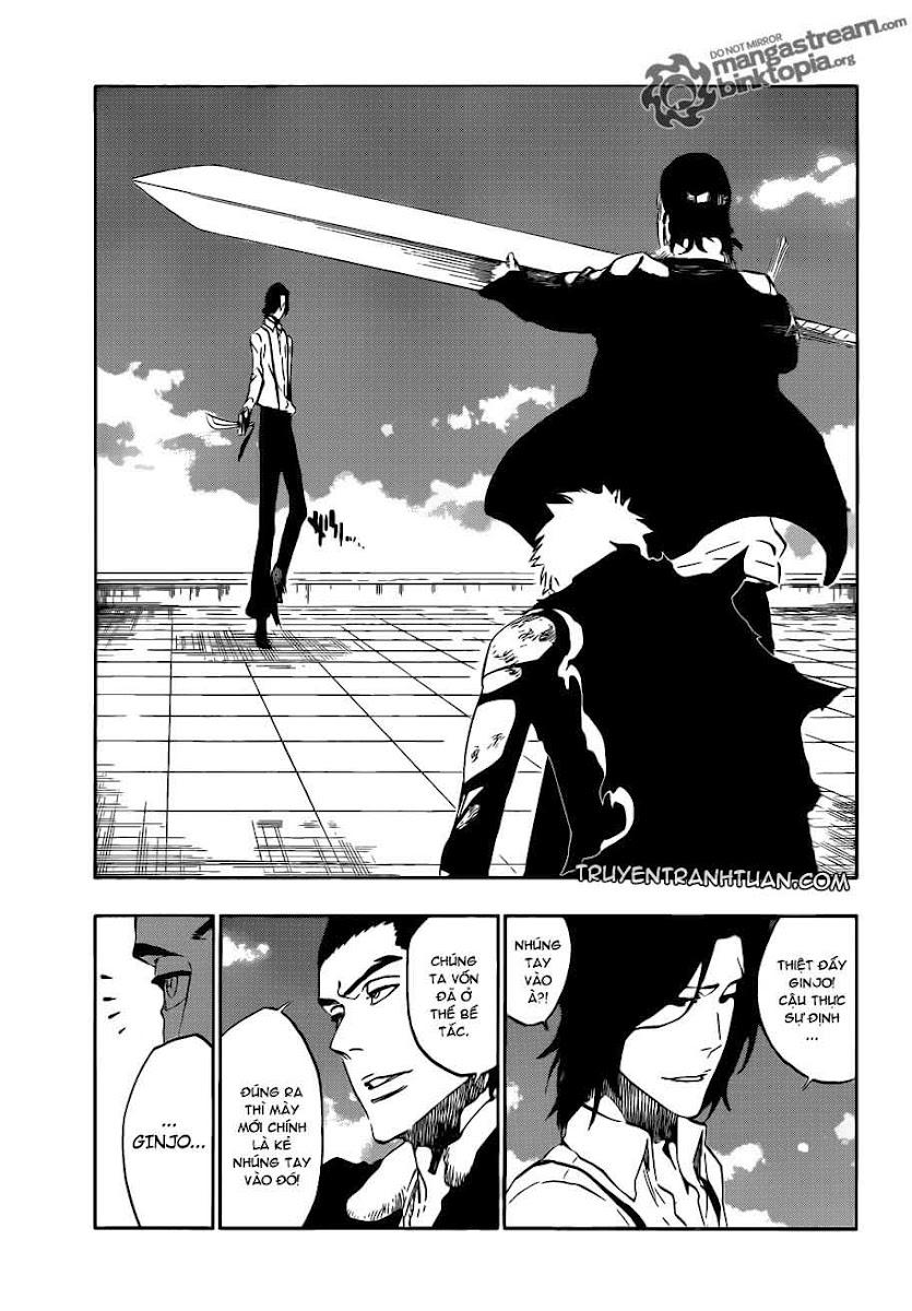 Bleach chapter 446 trang 3