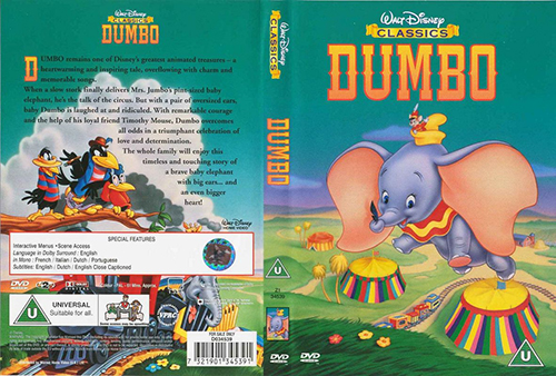 Dumbo Torrent - BluRay Rip