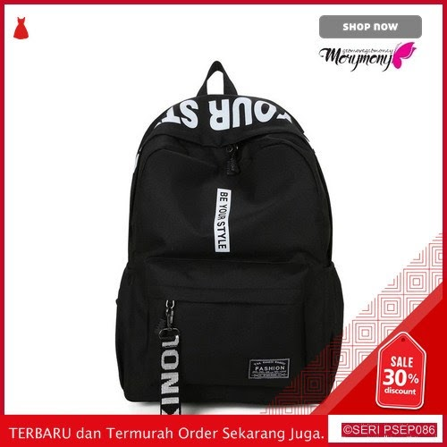 ION518 TAS Backpack Korea BE YOUR STYLE Ransel SWAG