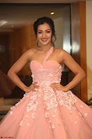 Catherine Tressa looks super cute in strapless sleeveless deep short dress at 64th Jio Filmfare Awards South ~  Exclusive 176.JPG