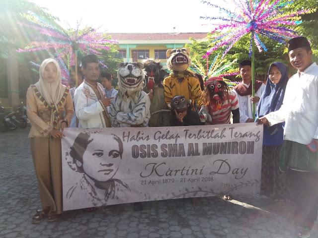 Kartini SMA Al Muniroh Melek Pemilu