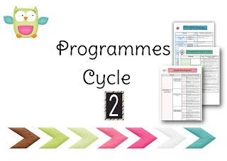 Programmes cycle 2 synthétisés, nouveaux programmes 2016