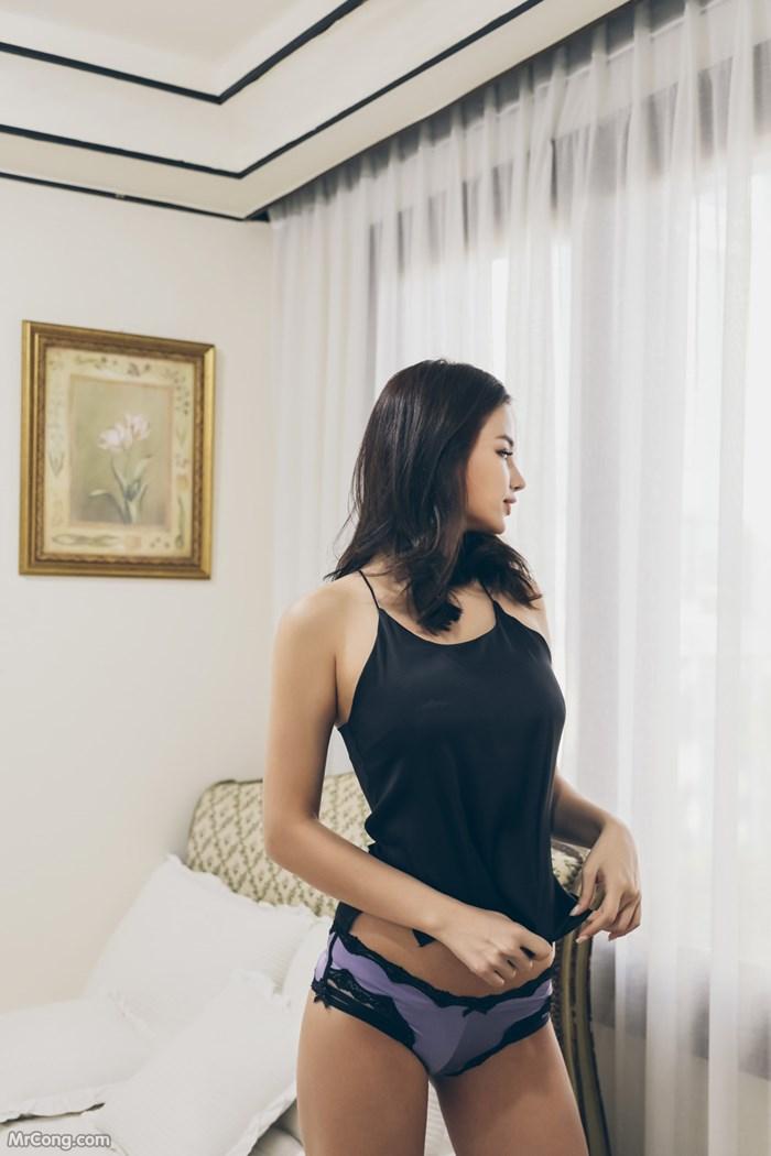 Image Kwon-Soo-Jung-MrCong.com-039 in post Người đẹp Kwon Soo Jung đầy mê hoặc trong bộ sưu tập nội y (134 ảnh)