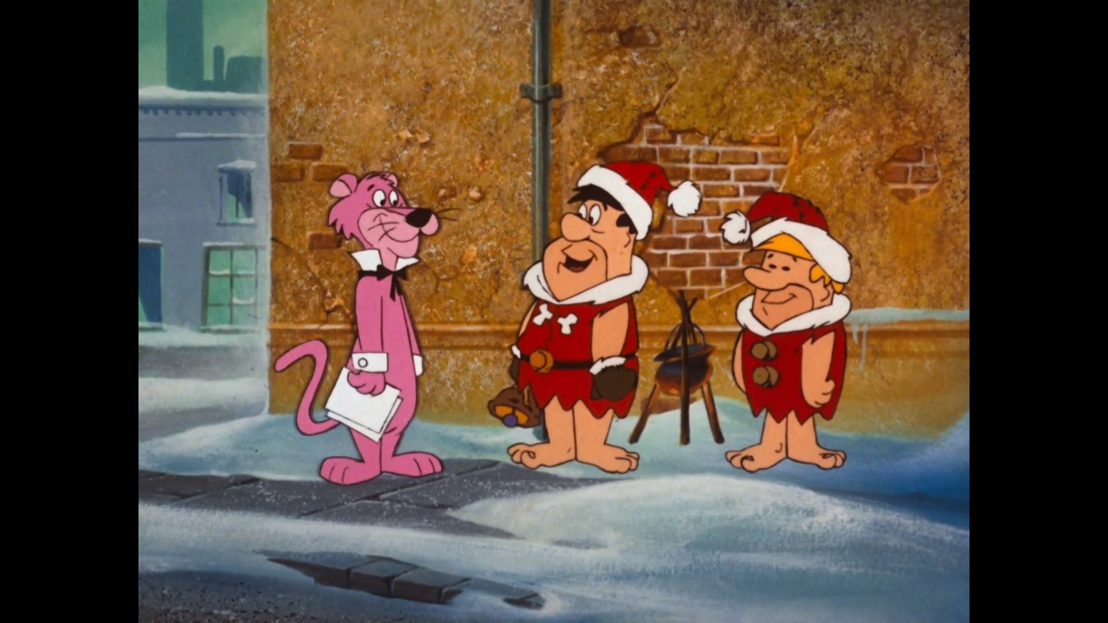 Yogi Bears All Star Comedy Christmas Caper.Cultureshark Screengrab Theatre Presents Countdown To
