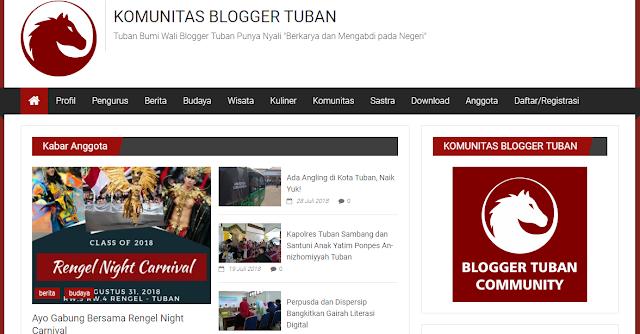 Komunitas Para Blogger