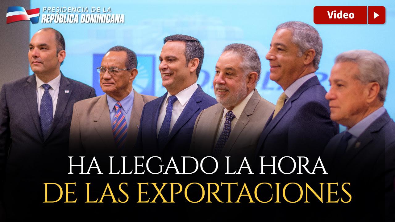 """Luis Henry Molina: """"¡Ha llegado el momento de las exportaciones!"""